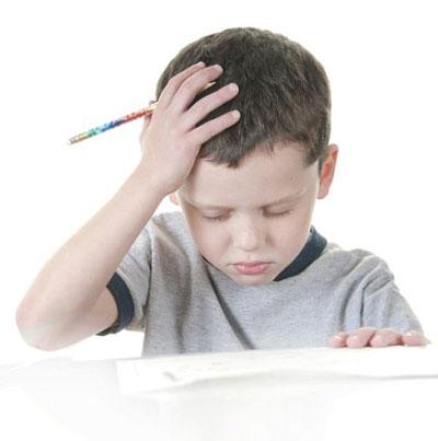 از بین بردن استرس کودکان