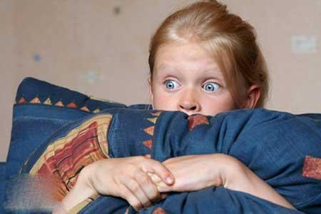 علل ترس های شبانه کودک