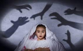 انواع ترس در کودکان و روش های مقابله با آن