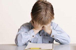 چرا کودکان استرسی می شوند؟