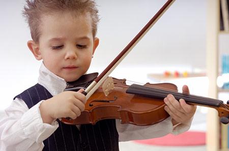 فواید آموزش موسیقی به کودک
